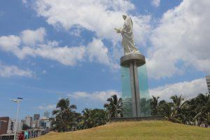 Auch Salvador hat seinen Christus © Brasilien Insider